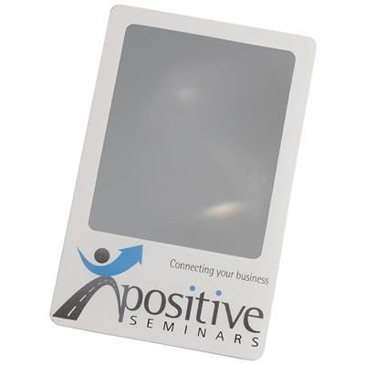 Picture of MAGNIFIER CARD in White