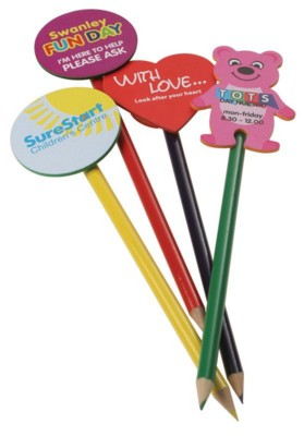 Picture of PENCIL TOPPERS