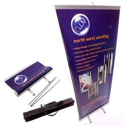 Picture of EXHIBITION ROLLER BANNER