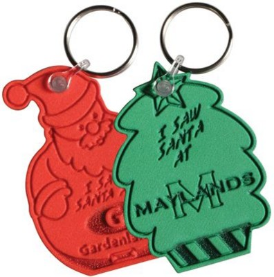 Picture of CHRISTMAS FOAM KEYRING