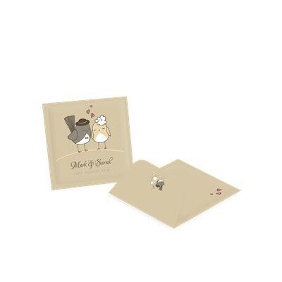 Picture of SMALL SEEDS PACKET ENVELOPE - KRAFT
