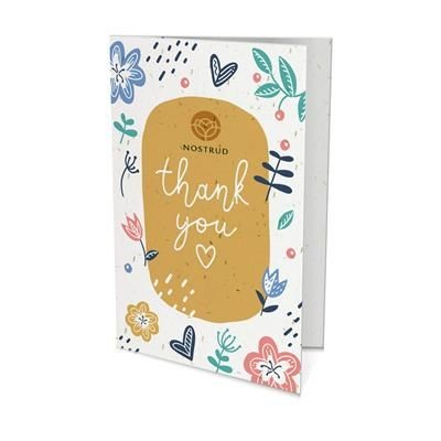 Picture of SEEDED PAPER GREETING CARDS