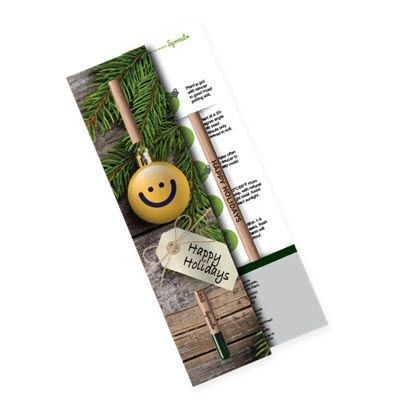 Picture of SPROUT CUSTOMISED PENCIL & SLEEVE SPROUT PENCIL