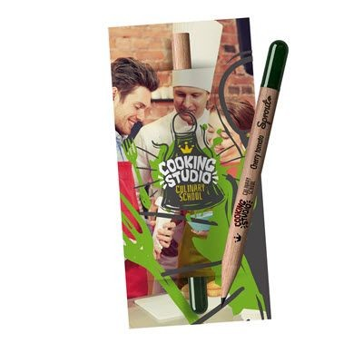 Picture of SPROUT CUSTOMISED PENCIL SET & CUSTOMISED SLEEVES (HALF SIZE)
