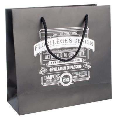 Picture of PAPER BAG CLASSIC 4 170GR