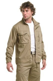 Picture of RUSSELL TWILL WORKWEAR JACKET