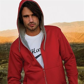Picture of HARVEST PRESCOTT HOODED HOODY JACKET