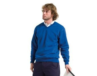 Picture of RUSSELL WORKWEAR V NECK SWEATSHIRT