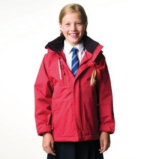 Picture of JERZEES CHILDRENS HYDRAPLUS 2000 JACKET