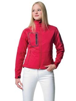 Picture of JERZEES LADIES SPORTS SHELL 5000 JACKET