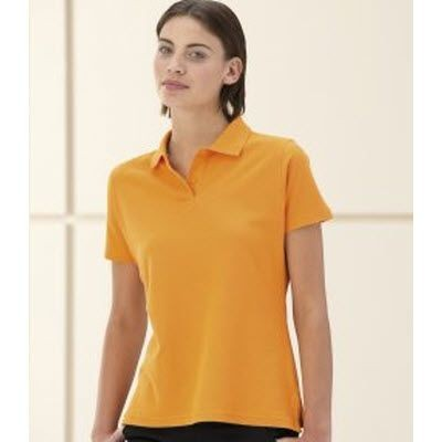 Picture of RUSSELL LADIES ULTIMATE PIQUE POLO SHIRT
