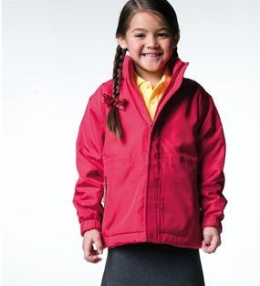Picture of JERZEES CHILDRENS REVERSIBLE JACKET