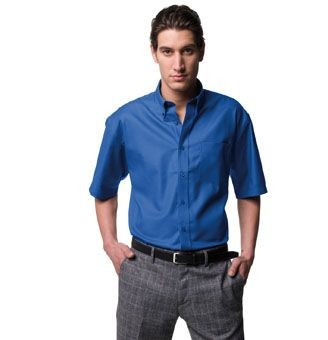 Picture of RUSSELL COLLECTION EASY CARE OXFORD SHIRT