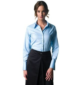 Picture of RUSSELL COLLECTION LADIES LONG SLEEVE ULTIMATE NON-IRON SHIRT