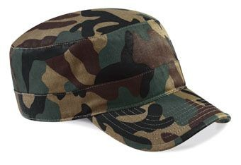 Picture of CAMOUFLAGE ARMY CAP