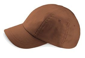 Picture of ORGANIC COTTON 6 PANEL BASEBALL CAP