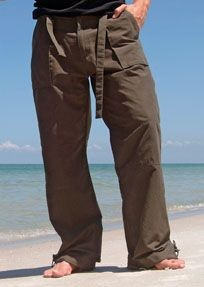 Picture of FRONT ROW UTILITY COMBAT TROUSERS