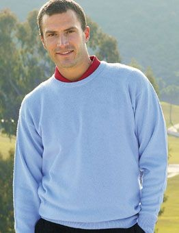 Picture of GLENMUIR MORAR CREW NECK LAMBSWOOL JUMPER
