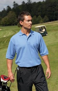 Picture of GLENMUIR MULL PIQUE POLO SHIRT