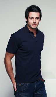 Picture of HENBURY STRETCH PIQUE POLO SHIRT