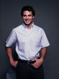 Picture of HENBURY SHORT SLEEVE CLASSIC OXFORD SHIRT