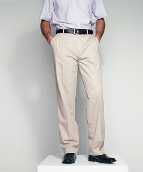 Picture of HENBURY CHINO TROUSERS