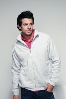 Picture of HENBURY FULL ZIP SWEATSHIRT