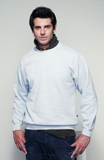 Picture of HENBURY DEFINITIVE HEAVY DROP SHOULDER SWEATSHIRT