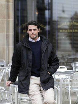 Henbury Milan city jacket