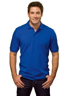 Picture of HANES BEEFY PIQUE POLO SHIRT
