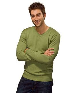 Picture of HANES V NECK JUMPER