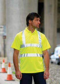Picture of RTY HIGH VISIBILITY POLO SHIRT