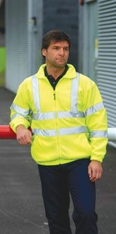 Picture of RTY HIGH VISIBILITY FLEECE JACKET