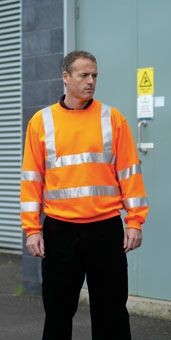 Picture of RTY HIGH VISIBILITY SWEATSHIRT