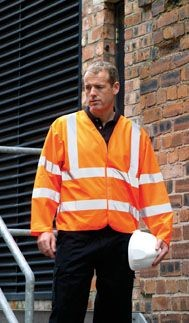 Picture of RTY HIGH VISIBILITY MOTORWAY COAT