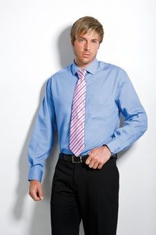 Picture of KUSTOM KIT LONG SLEEVE PREMIUM NON IRON CORPORATE SHIRT