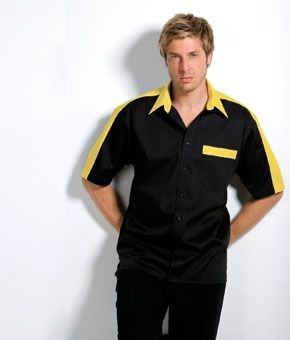 Picture of KUSTOM KIT GAMEGEAR SHORT SLEEVE TEAM SHIRT