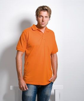 Picture of KUSTOM KIT WORKWEAR PIQUE POLO SHIRT