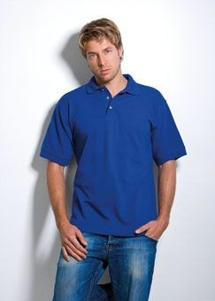 Picture of KUSTOM KIT CHUNKY PIQUE POLO SHIRT