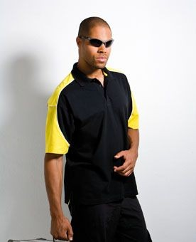 Picture of KUSTOM KIT GAMEGEAR FORMULA RACING PIQUE POLO SHIRT
