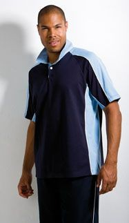 Picture of KUSTOM KIT GAMEGEAR SHORT SLEEVE CONTINENTAL RUGBY SHIRT