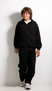 Picture of KUSTOM KIT CHILDRENS GAMEGEAR TRACKSUIT