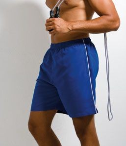Picture of KUSTOM KIT GAMEGEAR TRACK SHORTS