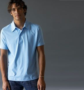Picture of KARIBAN JERSEY POLO SHIRT