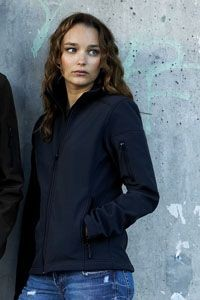 Picture of KARIBAN LADIES SOFT SHELL JACKET