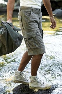Picture of KARIBAN TREKKER SHORTS