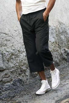 Picture of KARIBAN SPORTS 3 QUARTER TROUSERS