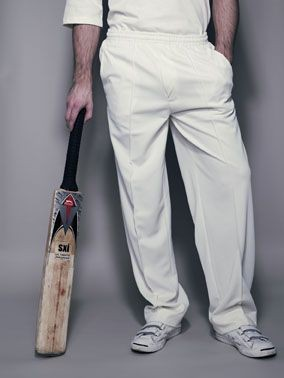 Picture of FINDEN & HALES CRICKET TROUSERS