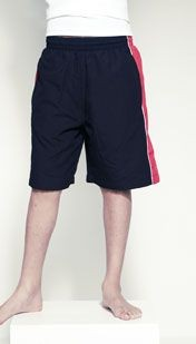 Picture of FINDEN & HALES CHILDRENS CONTRAST SHORTS