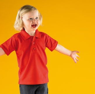Picture of LARKWOOD BABY & TODDLER POLO SHIRT
